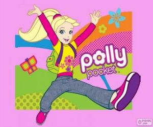 Polly, the Polly Pocket's star puzzle