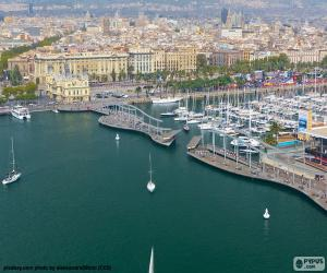 Port Vell, Barcelona puzzle