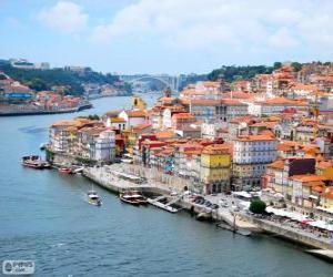 Porto, Portugal puzzle