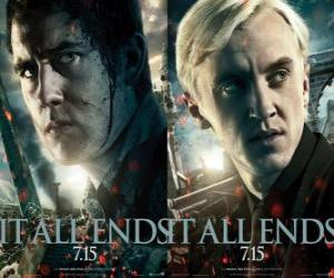 Posters Harry Potter and the Deathly Hallows (5) puzzle