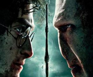 Posters Harry Potter and the Deathly Hallows (2) puzzle