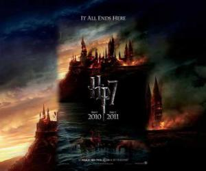 Posters Harry Potter and the Deathly Hallows (1) puzzle