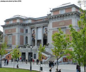 Prado Museum, Madrid puzzle