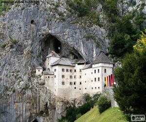 Predjama Castle, Slovenia puzzle