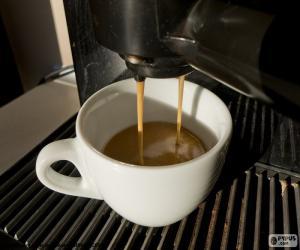 Prepare a good coffee puzzle