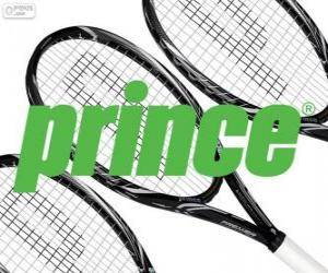 Prince logo puzzle