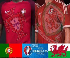 PT-Wales, semi-finals Euro 2016 puzzle