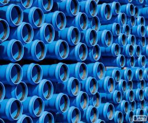 PVC pressure pipes puzzle