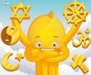 Pypus and the religions puzzle