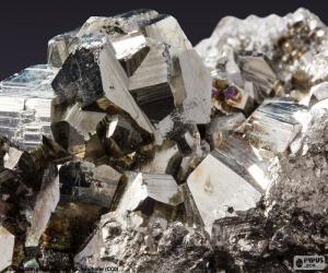 Pyrite puzzle