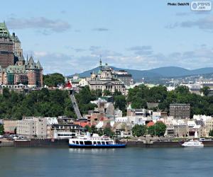 Quebec, Canada puzzle
