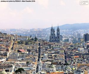 Quito, Ecuador puzzle
