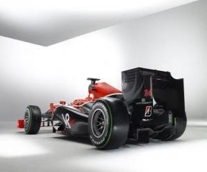 Rear View, Virgin VR-01 puzzle