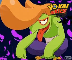Rebelcebu, Yo-Kai Watch puzzle
