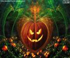 Typical Halloween Pumpkin