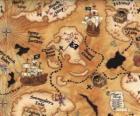 Map of the treasure