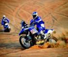 Dakar bike