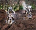 Motocross much mud