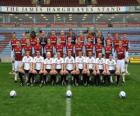 Team of Burnley F.C 2008-09