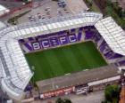 Stadium of Birmingham City F.C. - St Andrews Stadium -