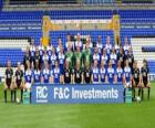 Team of Birmingham City F.C. 2009-10