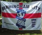 Flag of Birmingham City F.C.