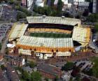 Stadium of Wolverhampton Wanderers F.C. - Molineux Stadium -