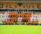 Team of Wolverhampton Wanderers F.C. 2009-10
