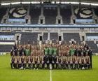 Team of Hull City A.F.C. 2008-09