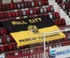Flag of Hull City A.F.C.