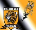 Emblem of Hull City A.F.C.
