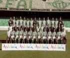 Team of Real Betis 2008-09