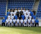 Team of C.D. Tenerife 2008-09