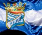 Flag of Xerez C.D