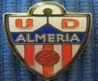 Emblem of U.D. Almería