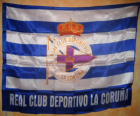 Flag of Deportivo de La Coruña