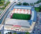 Stadium of Real Sporting de Gijón - El Molinón -