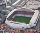 Stadium of Athletic Club - San Mamés -