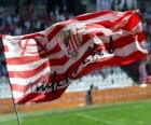 Flag of Athletic Club - Bilbao -