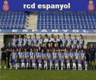 Team of R.C.D. Espanyol 2008-09