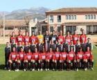 Team of R.C.D. Mallorca 2009-10