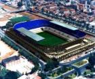 Stadium of Málaga C.F - La Rosaleda -