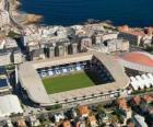 Stadium of Deportivo de La Coruña - Riazor -