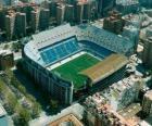 Stadium of Valencia C.F - Mestalla -