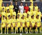 Team of Villarreal C.F. 2008-09