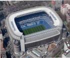 Stadium of Real Madrid - Santiago Bernabéu -