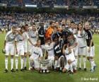 Team of Real Madrid 2009-10