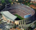 Stadium of F. C. Barcelona - Camp Nou -