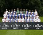 Team of Blackburn Rovers F.C. 2009-10