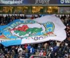 Flag of Blackburn Rovers F.C.